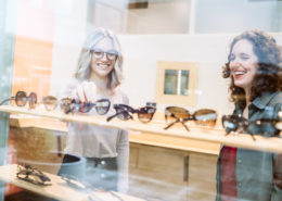 Asset finance for a start-up opticians