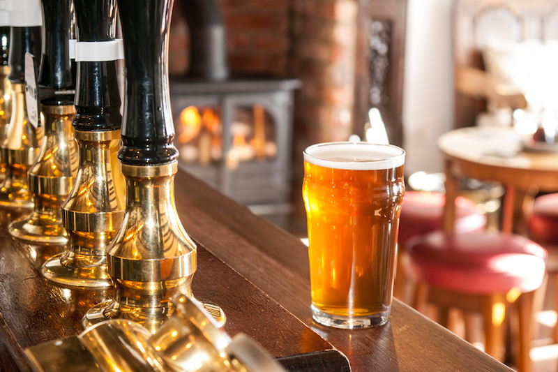 Funding a Pub Refurbishment